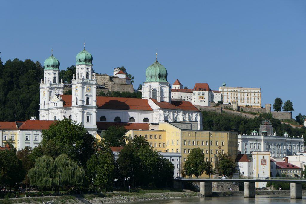 Außenansicht Passauer Dom