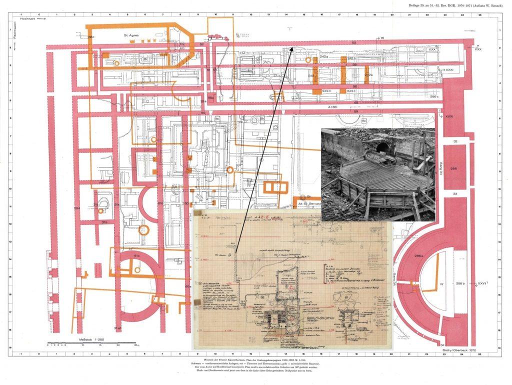 Restaurierung unter Reusch (1960 - 1966)
